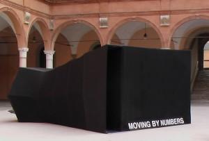 MbN dans la cours du Palazzo Pio à Carpi