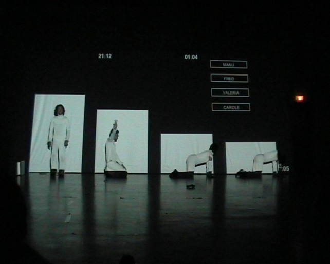 Enjeux, 2001